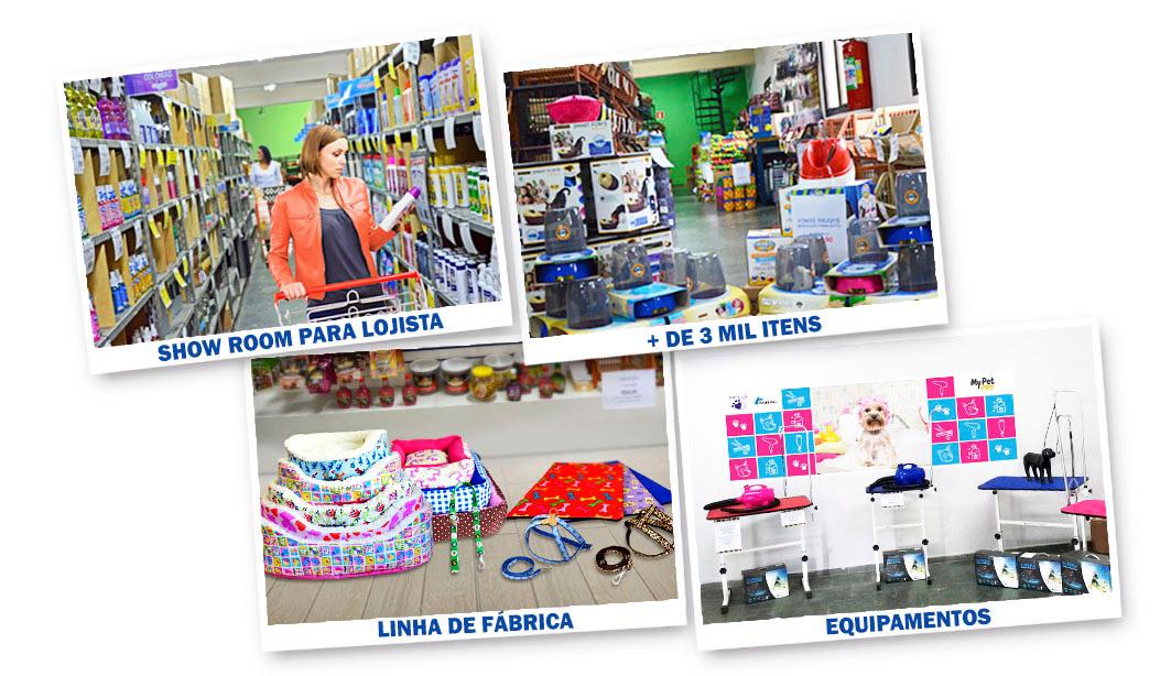 My Pet Brasil - Distribuidora Completa de Produtos para Pet Shop