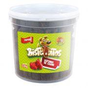 Bifinho Bistequitos Balde 2,5Kg Carne