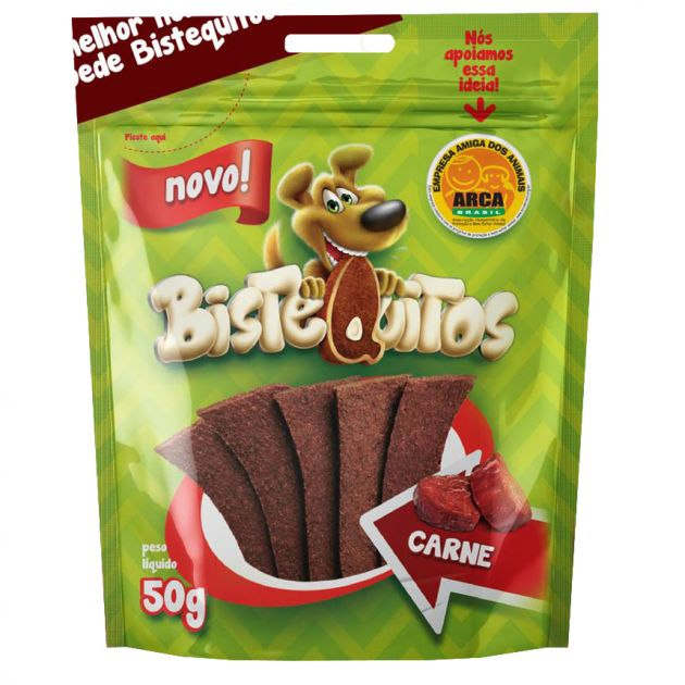 Bistequitos Bifinho - Carne 50g