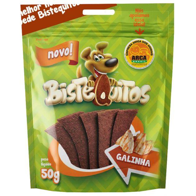 Bistequitos Bifinho - Galinha 50g