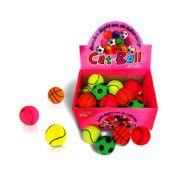 Brinquedo Cat Ball Bolinhas Gato c/ 24