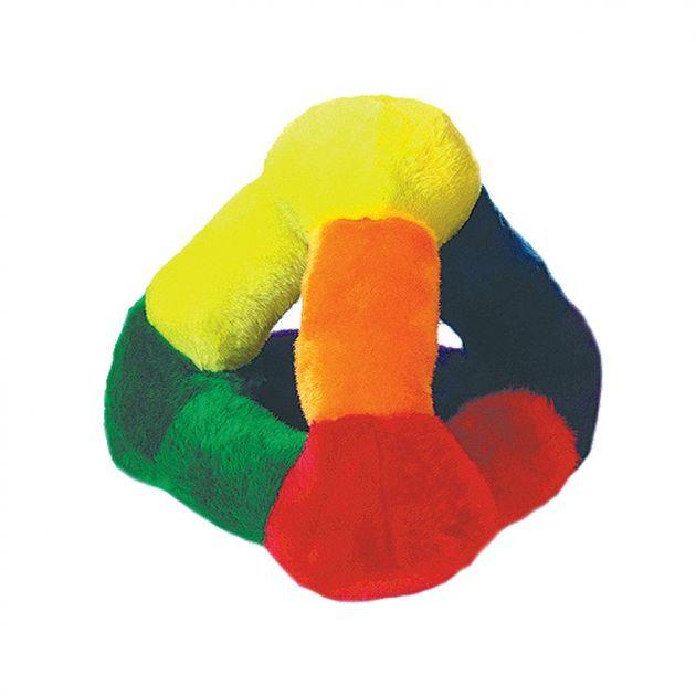 Brinquedo Pelúcia Piramide