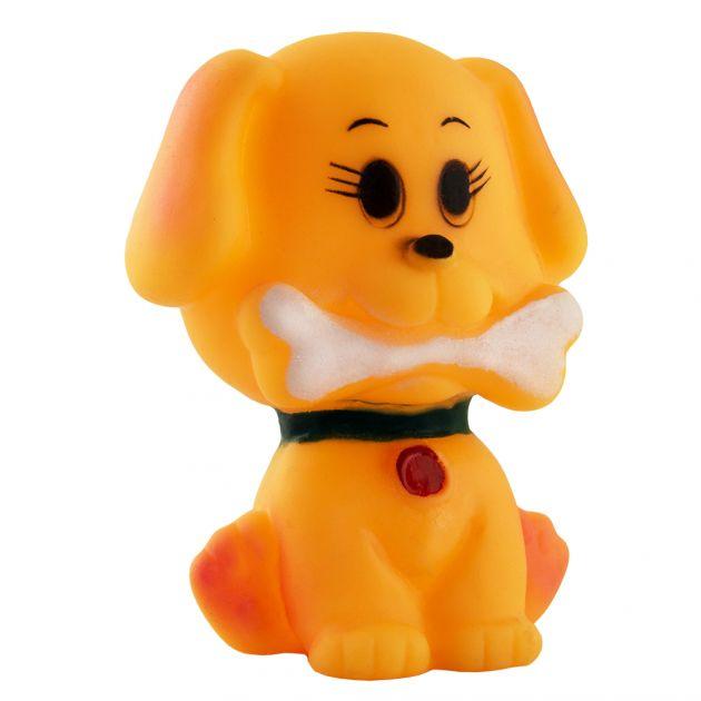 Brinquedo Cachorrinho com Osso