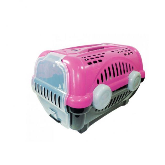 Caixa de Transporte Luxo N.1 Rosa
