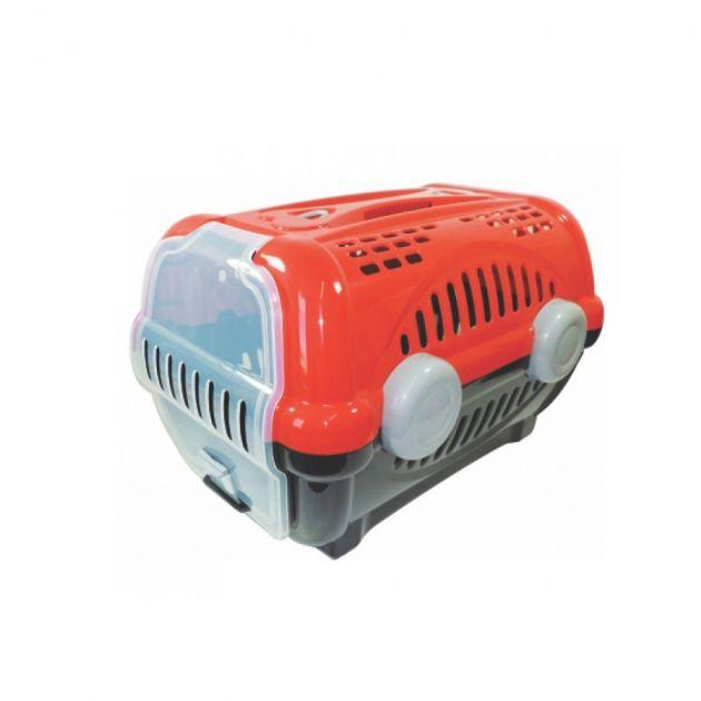 Caixa de Transporte Luxo N.1 Vermelha