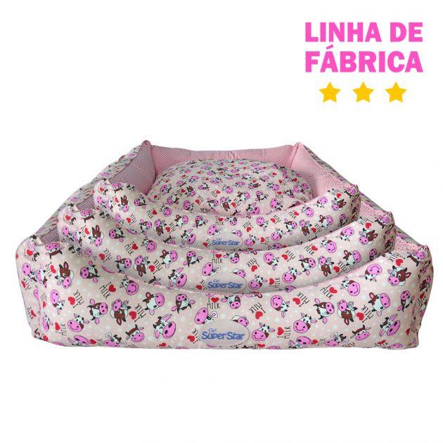 Cama Luxo Vaquinha