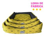 Cama Luxo Yellow King