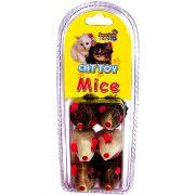 Cat Toy Ratinhos Pack c/ 6 unid