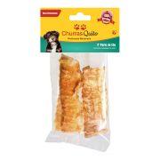 Chips Natural Carne Bovina Desidratada c/ 3 un,