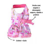 Colete c/ Guia Vestido