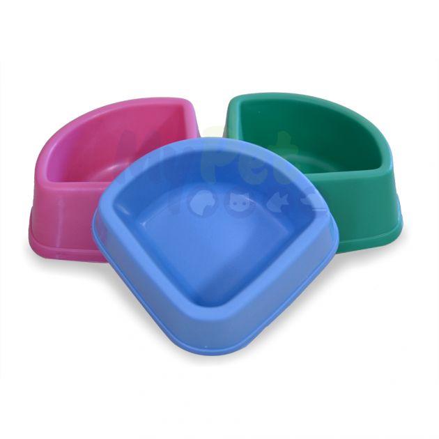 Comedouro Plástico p/ Roedores