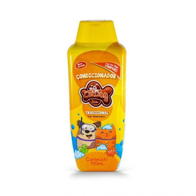 Condicionador Creme Catdog Tradicional 700ml