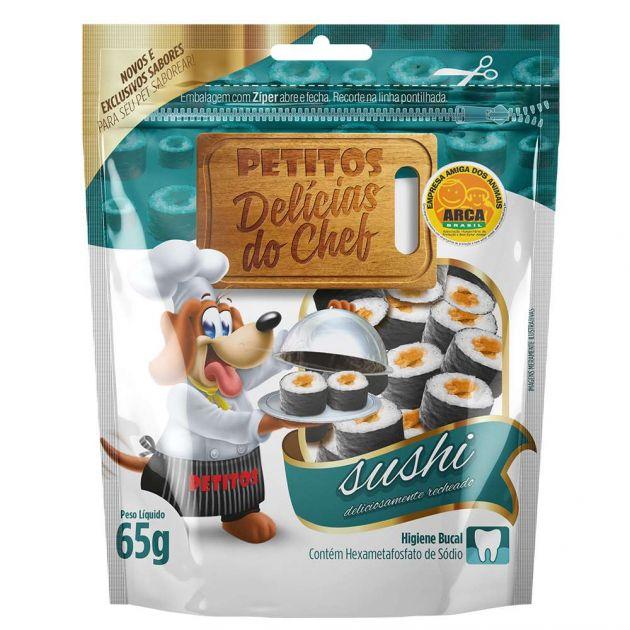 Delicias Chef Sushi 65g