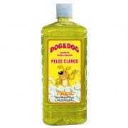 Shampoo Dog&Dog Pele Clara 750ml