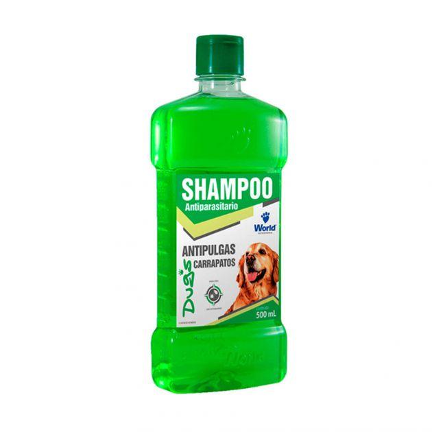 Dug's Shampoo Anti-Pulgas e Carrapato (500ml)