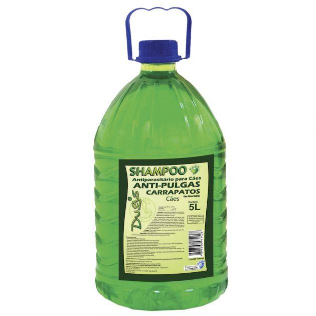 Dug's Shampoo 5L Anti-Pulgas e Carrapato
