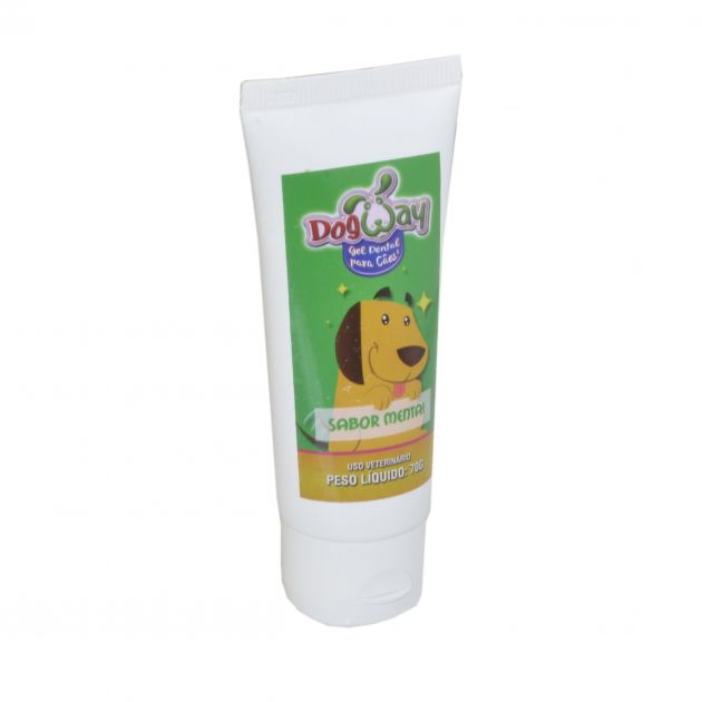 Gel Dental Dog Way Menta 70G