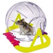 Globo Hamster Plast Pet Médio 17 cm