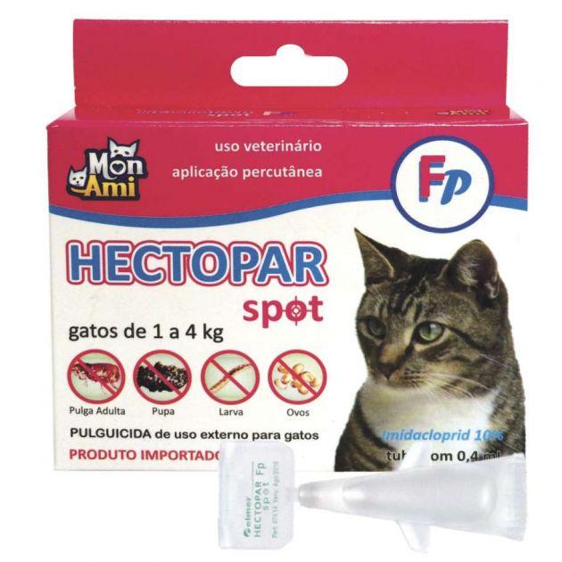 Hectopar Spot Fp Gato (1 A 4Kg) | Antipulga