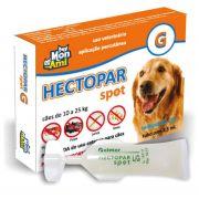 Hectopar Spot G Cães (de 10 A 25 Kg) | Antipulga
