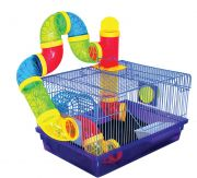 Gaiola Hamster Labirinto