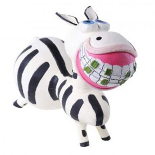 Brinquedo Látex Zebrita
