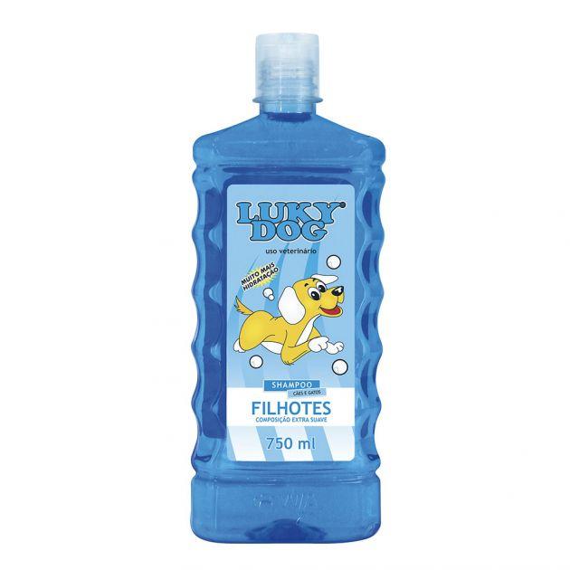 Shampoo Luky Dog Filhotes 750ml