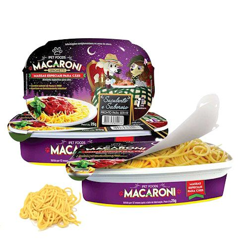 Macaroni Spaghetii 25g
