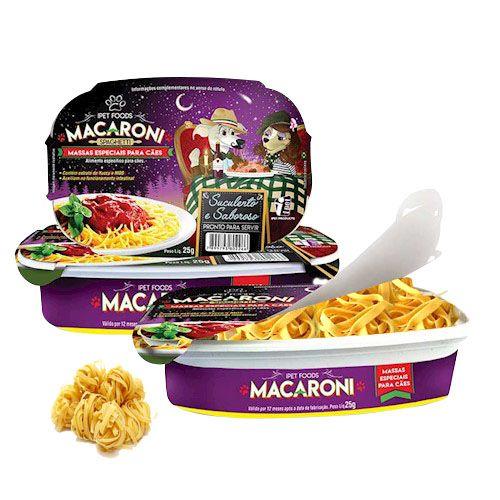 Macaroni Talharim 25g