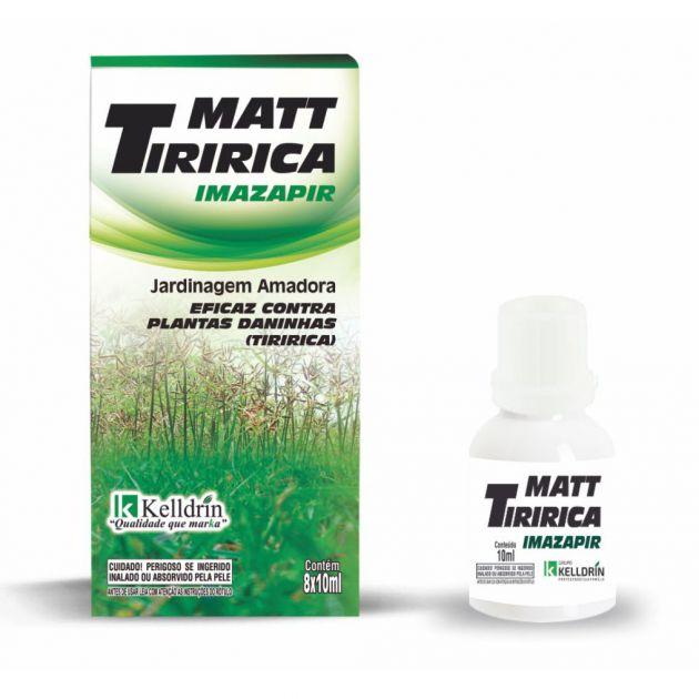 Matt Tiririca (Contém 8 saches de 10ml)