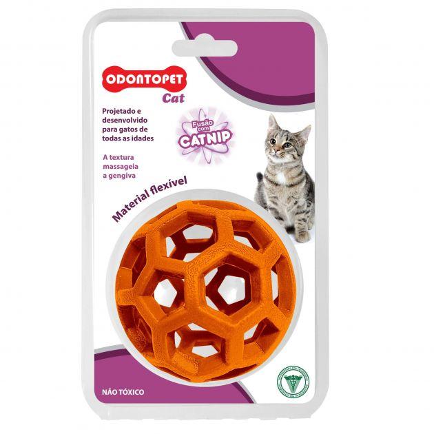 Odontopet Cat Bola Catnip