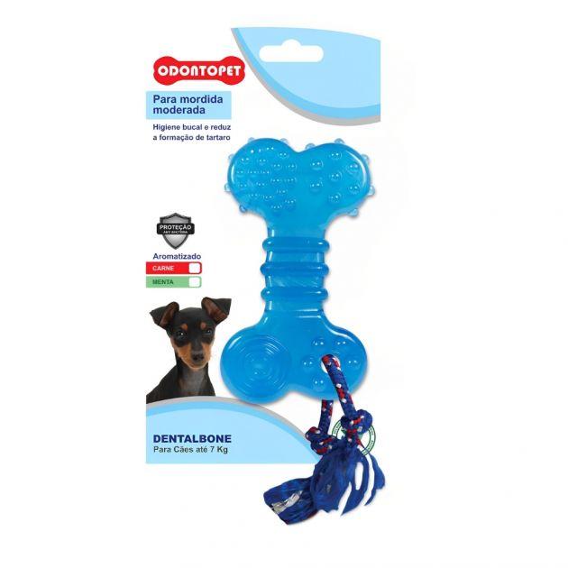 Brinquedo DentalBone Flat Corda 7kg (Odontopet)