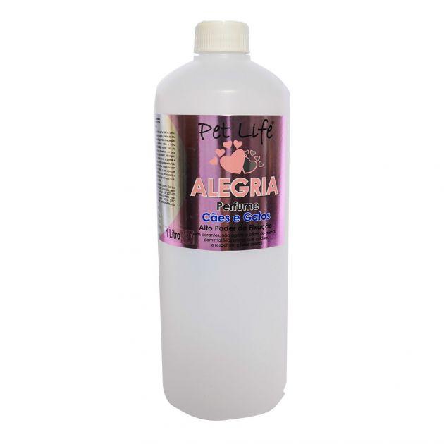 Perfume Pet Life Alegria 1L