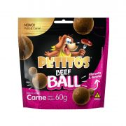 Petitos Beef Ball 60g