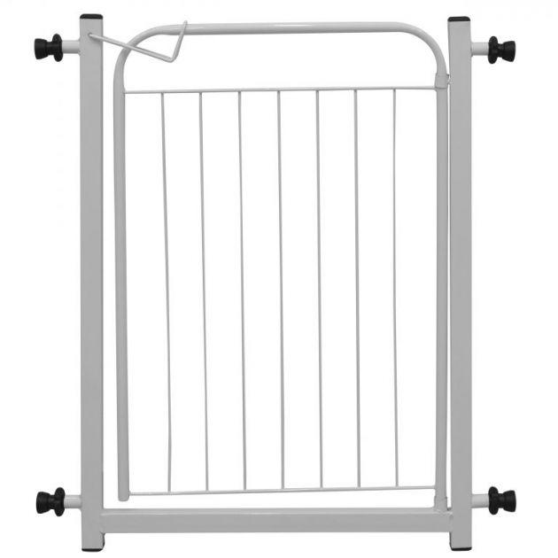 Portão de Contenção (Grade de Segurança)
