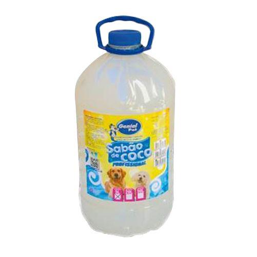 Pré Lavagem Sabão de Coco Genial 5 L