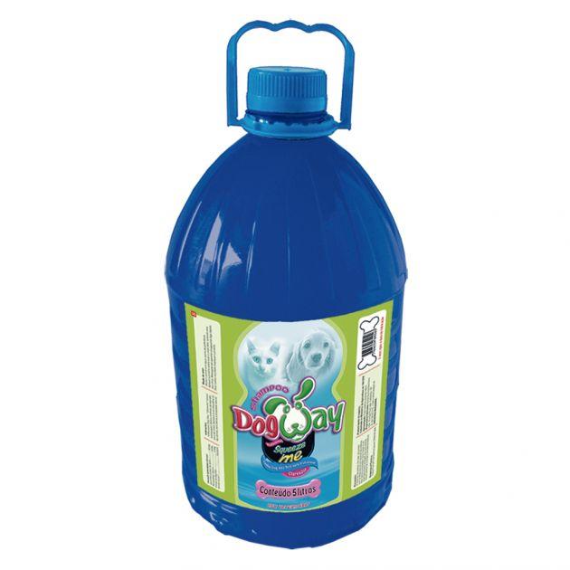Shampoo Profissional Dog Way 5 Litros - Clareador