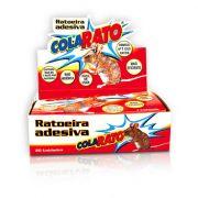 Ratoeira Adesiva Cola Rato - cx 20unid.