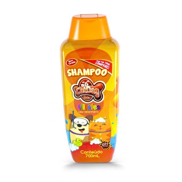 Shampoo Catdog Filhotes 700ml