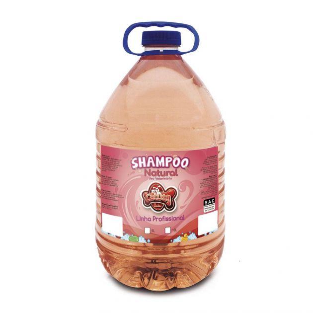 Shampoo Catdog Natural 5 Litros