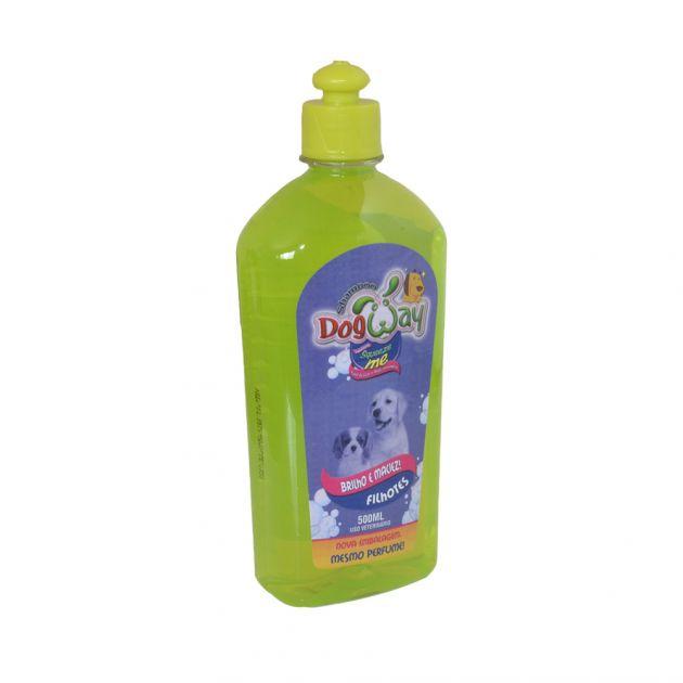 Shampoo Dog Way Filhotes 500ml
