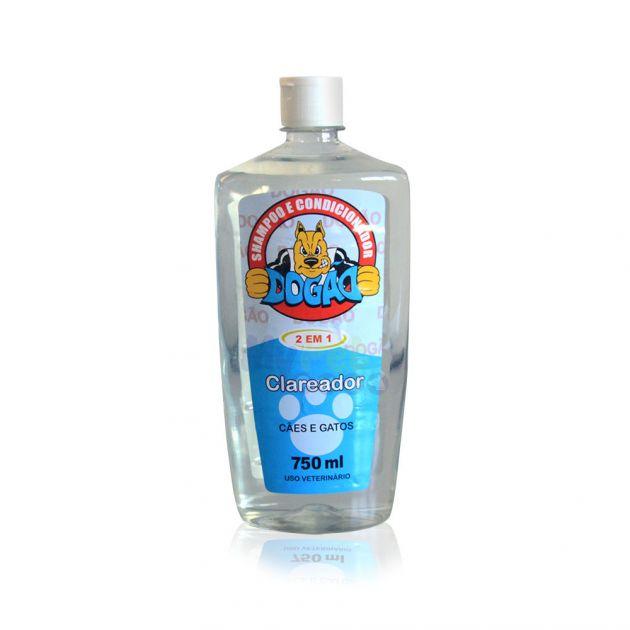 Shampoo Dogão Clareador 750ml