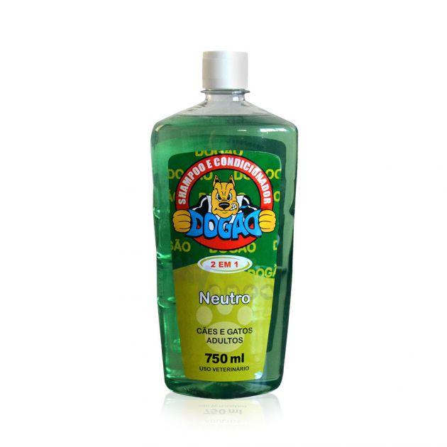 Shampoo Dogão Neutro 750ml