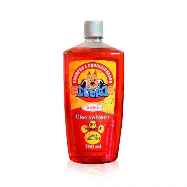 Shampoo Dogão Óleo de Neem 750ml