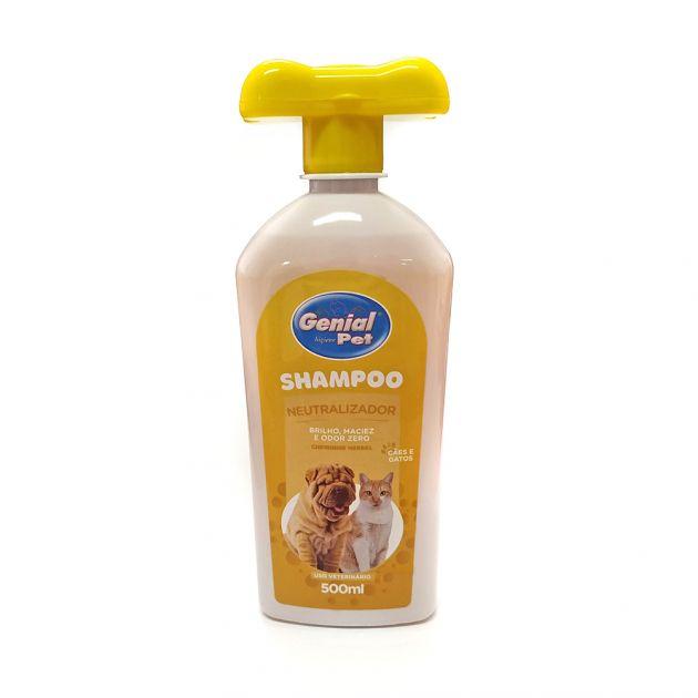 Shampoo Neutralizador de Odor Genial 500ml