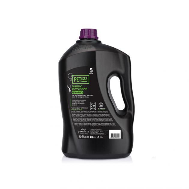Shampoo Petisse Branqueador 5L