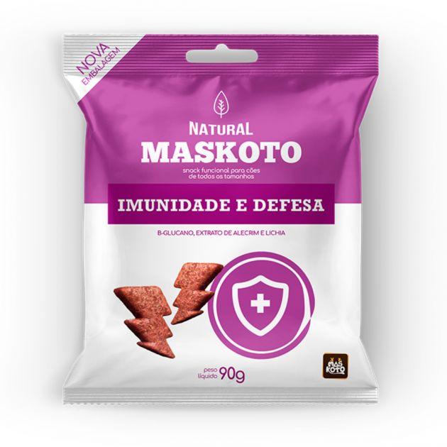 Snack Maskoto Imunidade e Defesa 90g