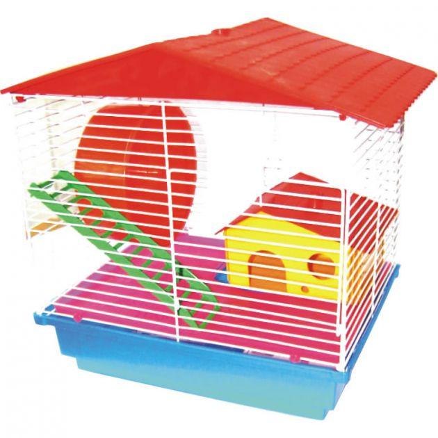 Gaiola Hamster Completa 1 Andar