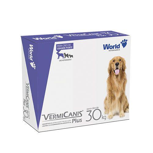 VermiCanis 2,4g (30 kg) 2 comp. | Vermífugo