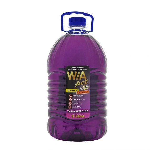 Shampoo Wa Antipulgas 6X1 - 5Litros